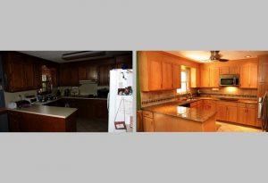 remont kuchni w mieszkaniu - firma remontowo budowlana